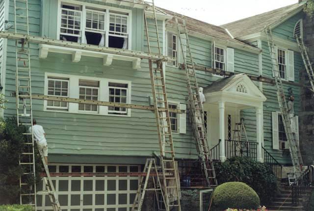 paint companies-exterior house paint