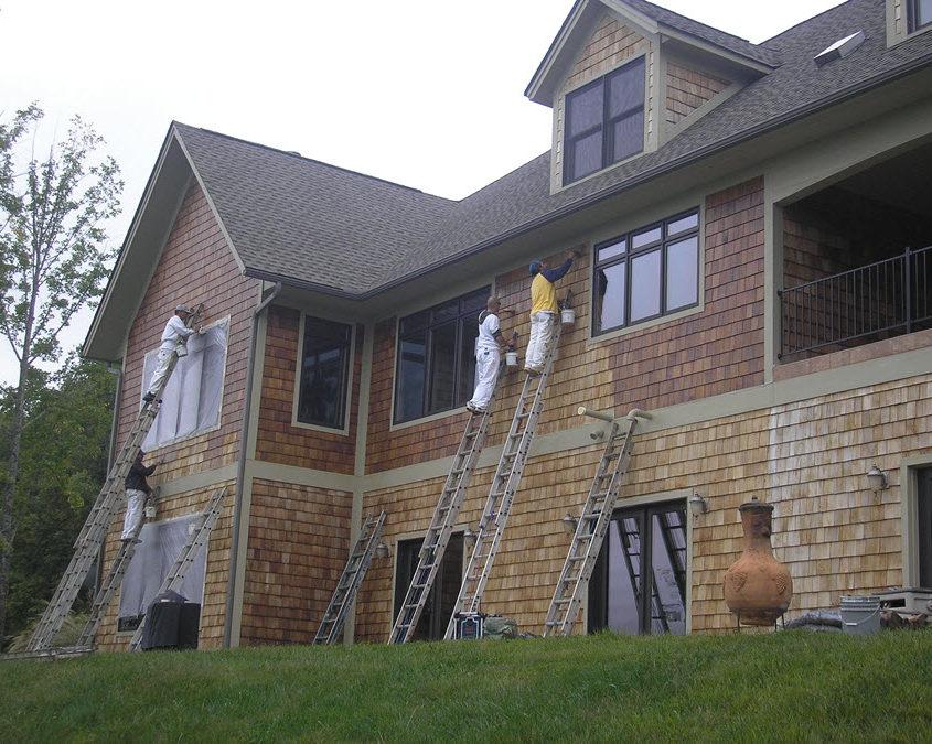 cedar-siding-exterior-staining-stain-jackson-painting