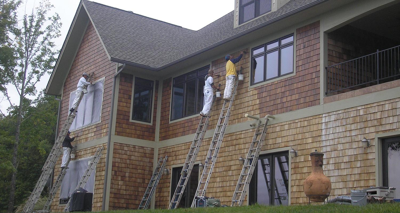 Exterior Stain For Cedar Home Design