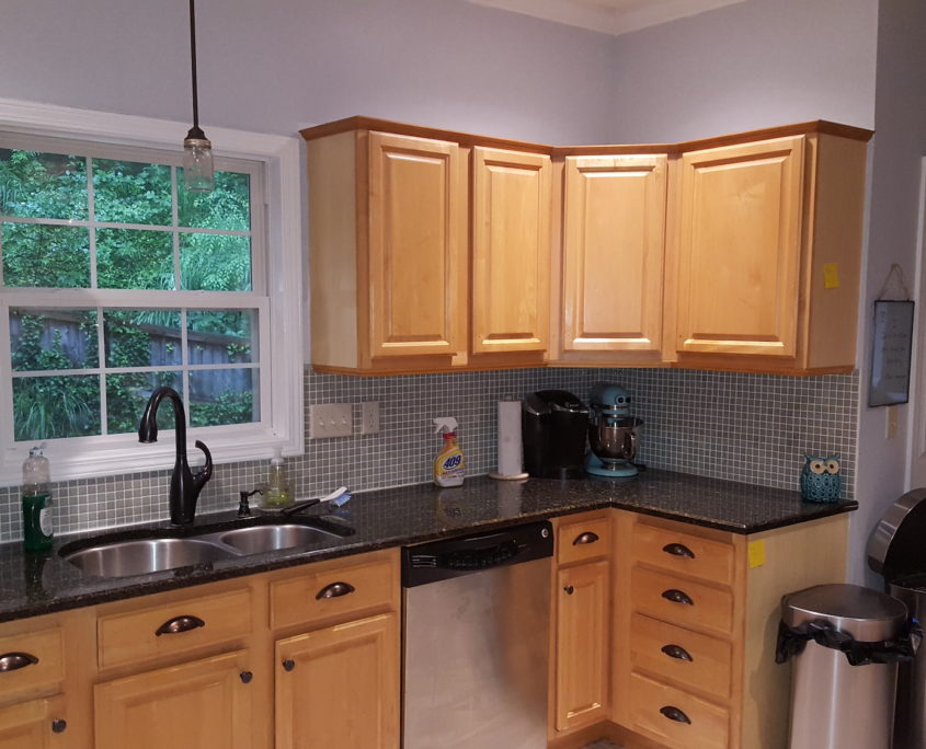 kitchen cabinets in hendersonville
